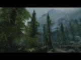 RUS Скайрим - геймплей часть 1